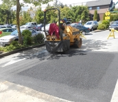 Asphalt Patching Royak Oak Shopping Centre