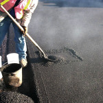 Hot Asphalt by Madison Paving in Victoria BC